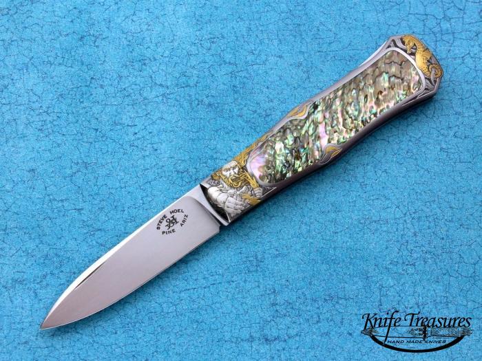Steve Hoel Custom Knife