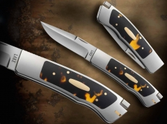 Custom Knife by Ron Lake