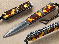 Custom Knife by Jim  Minnick