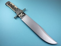 Custom Knife by Michael Collins