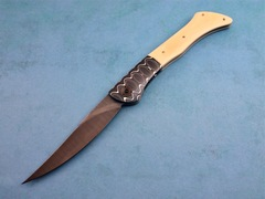 Custom Knife by Bertie Rietveld
