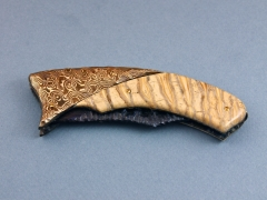 Custom Knife by Arthur Whale
