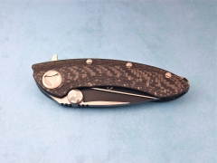 Custom Knife by Anthony Marfione