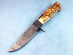 Custom Knife by Todd Kopp