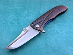 Custom Knife by John Gray