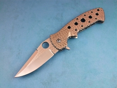 Custom Knife by Pat & Wes Crawford