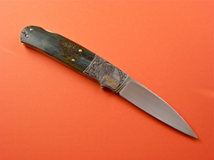 Custom Knife by Bill  Pease