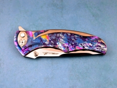 Custom Knife by Brian Tighe