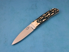 Custom Knife by Dietmar Kressler