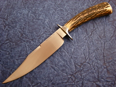 Custom Knife by Ron Newton