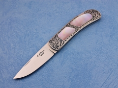 Custom Knife by Eldon Peterson