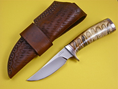 Custom Knife by Schuyler Lovestrand