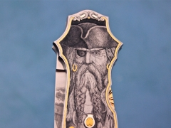 Custom Knife by Joe Kious