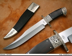 Custom Knife by Fred Carter