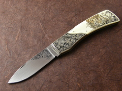Custom Knife by Jim Martin