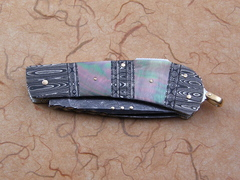 Custom Knife by Kaj Embretsen