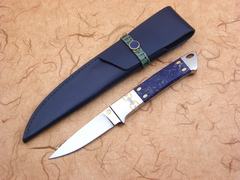 Custom Knife by Reinhard Tschager