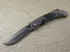 Custom Knife by Larry  Davidson