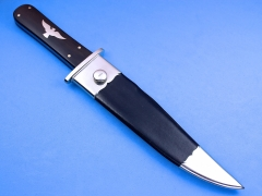 Custom Knife by Buster Warenski