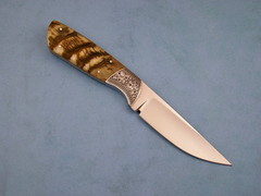 Custom Knife by Ron Gaston