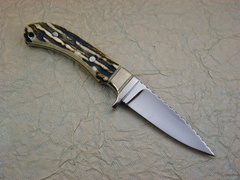 Custom Knife by Gill Hibben