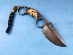 Custom Knife by Oleksander Bogdanovich